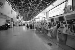 Helsinki lotniska wnętrze Zdjęcia Stock