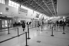 Helsinki lotniska wnętrze Zdjęcie Royalty Free