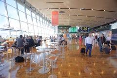 Helsinki lotnisko międzynarodowe Fotografia Stock