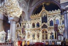 Uspenski katedra Fotografia Royalty Free