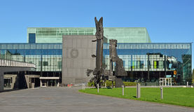 Helsinki Music Centre Royalty Free Stock Photos