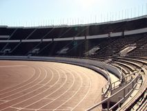 Helsinki Olympia Stadium Stockfotografie