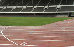 Helsinki Olympic Stadium Royalty Free Stock Photo