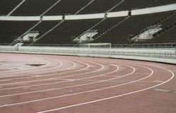 Helsinki Olympic Stadium Stock Photo
