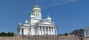 Helsinki panorama Royalty Free Stock Photography