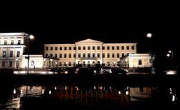 Helsinki prezydencki pałac zdjęcie royalty free