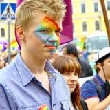 Helsinki Pride gay parade Stock Images