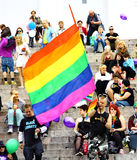 Helsinki Pride gay parade Royalty Free Stock Photos
