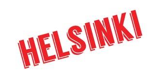 Helsinki rubber stamp Stock Photography