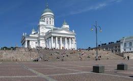 Helsinki royalty free stock photo