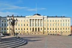 Helsinki. Senate Square Royalty Free Stock Images