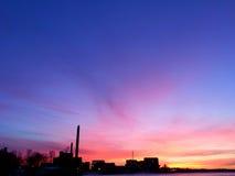 Helsinki skyline Royalty Free Stock Photo