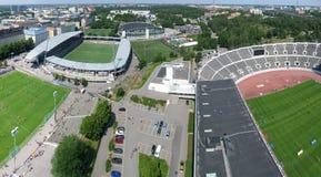 Helsinki Sports Center Royalty Free Stock Image
