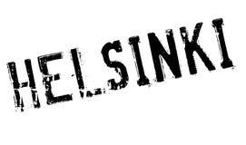 Helsinki stamp rubber grunge Stock Image
