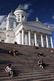 Helsinki summer Royalty Free Stock Photography