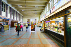 Helsinki train station interior Stock Photography
