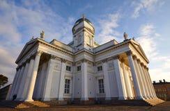 The Helsinki Tuomoikirkko Royalty Free Stock Photos