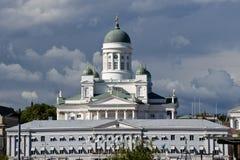 Helsinki view Stock Image