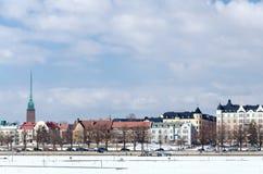Helsinki winter, Stock Photos