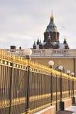 Helsínquia Finlandia Imagens de Stock Royalty Free