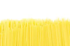 Helt korn för pasta (spagetti) Fotografering för Bildbyråer