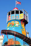 Helter skelter. Royalty Free Stock Image