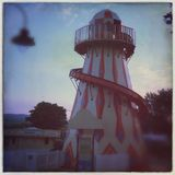 Helter Skelter Стоковое Фото
