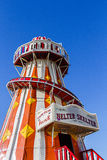 Helter Skelter Immagine Stock