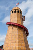 Helter Skelter Ride. Royalty Free Stock Photo