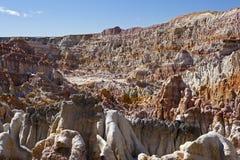 Helvete halva tunnland av Wyoming Royaltyfria Foton