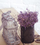 Hem- dekor Royaltyfria Bilder