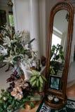 Hem- garnering Royaltyfria Bilder