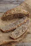 Hem gjort bröd som göras med ingen jäst Royaltyfria Foton