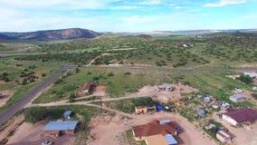 Hem i nya Laguna - Mexiko flyg- surrvideo lager videofilmer