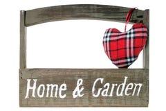 Hem och trädgård Royaltyfria Bilder