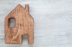 Hem- symbol för hus Arkivbilder