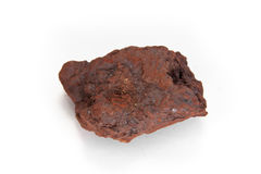 Hematite - Blood Ore Royalty Free Stock Photos