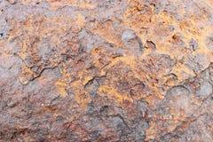 Hematite stone texture - background stock image