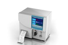 Hematology analyzer Royalty Free Stock Photo