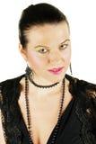 Hembra atractiva joven Foto de archivo libre de regalías