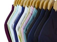 Hemd-und Anzugs-Front Stockfotografie
