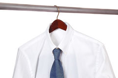 Hemd und Gleichheit Lizenzfreie Stockfotos