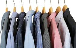 Hemden stockfotos