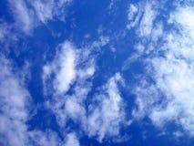 Hemel & Wolken Royalty-vrije Stock Foto's