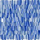 Hemel-blauwe rechthoeken: abstract beeld stock foto