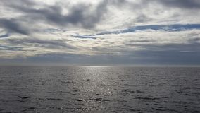 Hemel en aarde Stock Fotografie