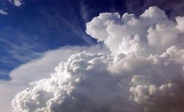 Hemel en wolken Royalty-vrije Stock Fotografie