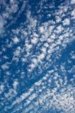 Hemel en wolken Royalty-vrije Stock Afbeelding
