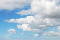 Hemel en wolken Stock Afbeeldingen