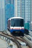 Hemel-trein in Bangkok Stock Afbeeldingen